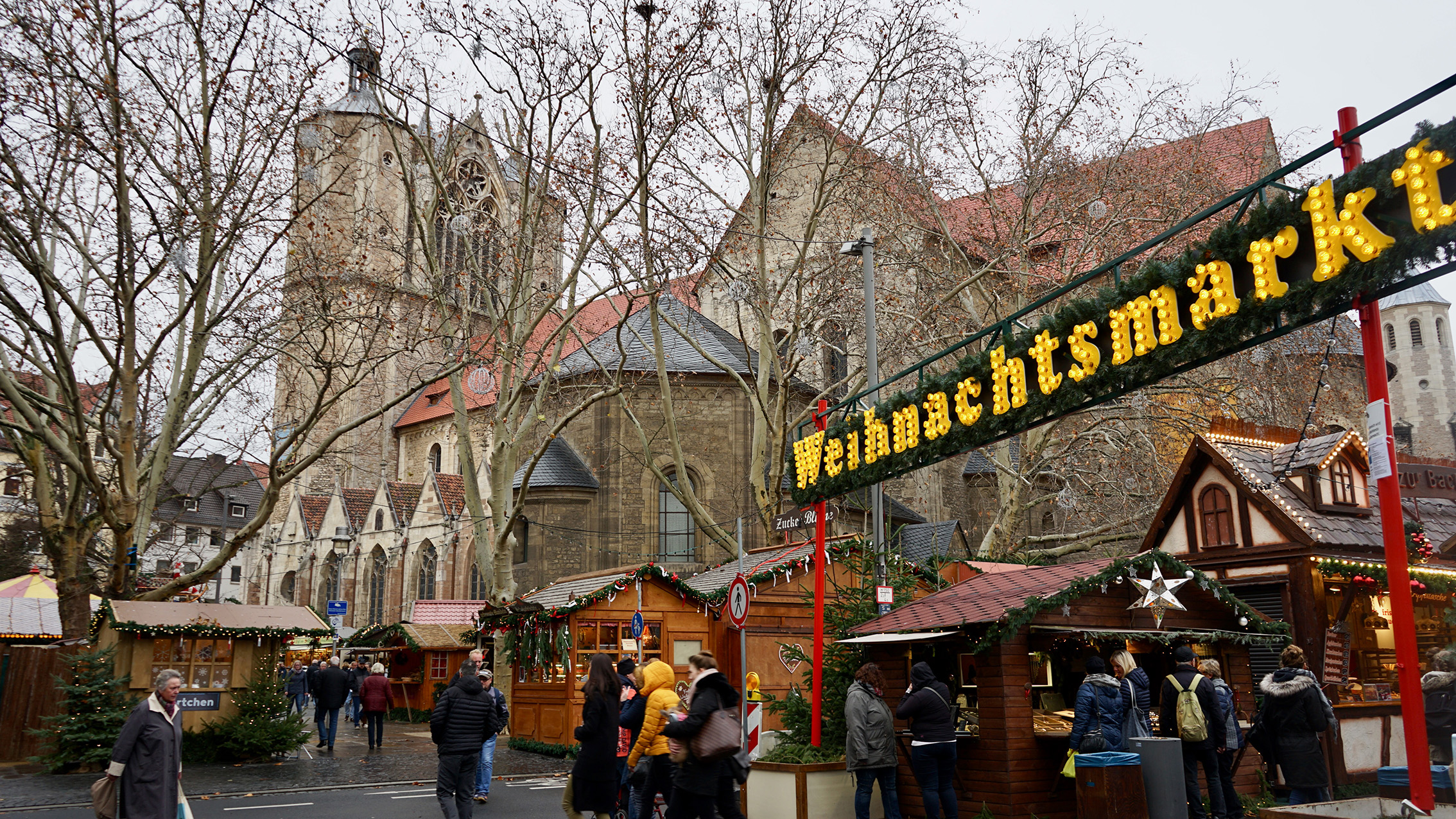 10 Jahre Weihnachtskulturwoche im Braunschweiger Dom: Wie es dazu gekommen ist