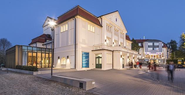 Blick hinter die Kulissen im Lessingtheater Wolfenbüttel