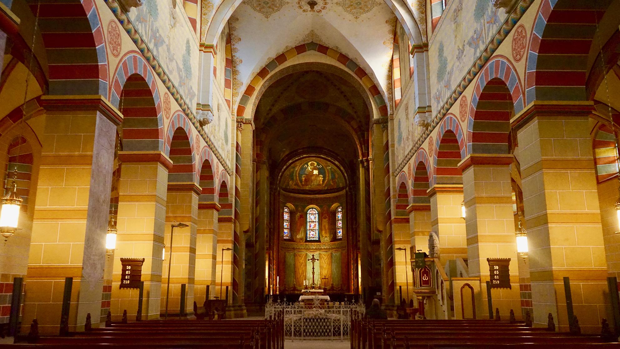 Der Kaiserdom Königslutter: ein Ort zum Beten, Hören, Sehen, Lernen und Staunen